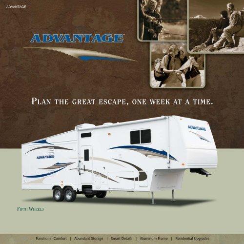 2007 Final Advantage Brochure - Rvguidebook.com