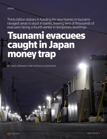 JAPAN-RECONSTRUCTION