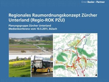 Regio-ROK PZU - Planungsgruppe Zürcher Unterland