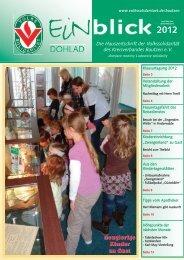 Ausgabe 2/12 - Volkssolidarität Bundesverband e.V.