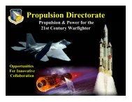 Propulsion Directorate