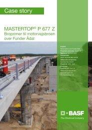 Funder Ådal motorvejsbroen Case Story - Basf