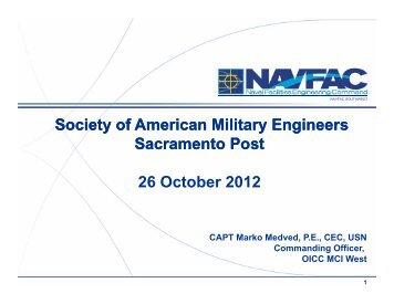 navfac - SAME Sacramento