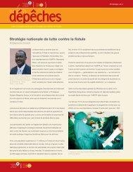 Stratégie nationale de lutte contre la fistule - Campaign to End Fistula
