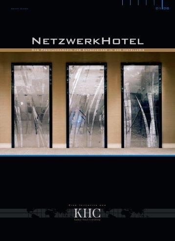 Netzwerk Ausgabe 01/08 (13,5 MB) - Netzwerk Hotel