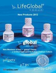 New Products 2012 - IVFOnline.com