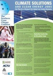 SCCC - The Climate Institute