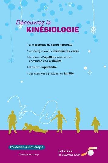 KINÉSIOLOGIE - Le Souffle d'Or