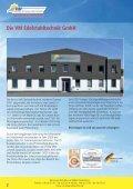 Wir sind Innovation! - VM Edelstahltechnik GmbH - Page 2