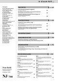 Rechtsprechung - Neue Justiz - Nomos - Seite 2