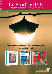 Catalogue Hiver 2012.pdf - Le Souffle d'Or