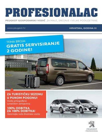PROFESIONALAC - Peugeot
