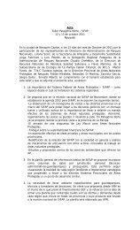 Acta - Secretaria de Ambiente y Desarrollo Sustentable