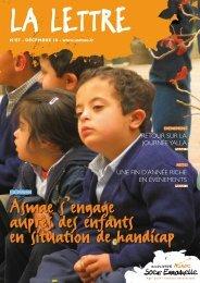 Télécharger La Lettre - Asmae