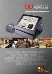 BP 8P BROCHURE.FMX - Integrated Kiosk Solutions