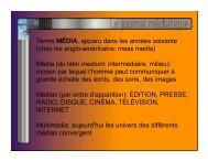 Journal Médiatique