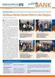 Unsere Filiale in Göttingen -  Volksbank Mitte eG