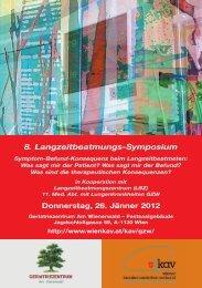 8. Langzeitbeatmungs-Symposium - LOT