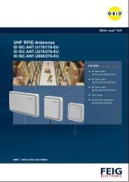 UHF RFID Antennas - Anixandra