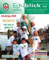 Ausgabe 3/08 - Volkssolidarität Bundesverband e.V.