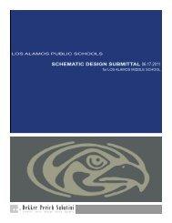 Schematic Design Book - Dekker / Perich / Sabatini