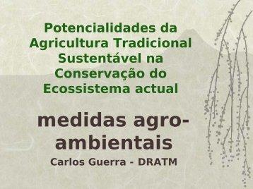 Potencialidades da Agricultura Tradicional ... - Euromontana