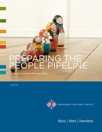 Preparing the People Pipeline - Booz Allen Hamilton