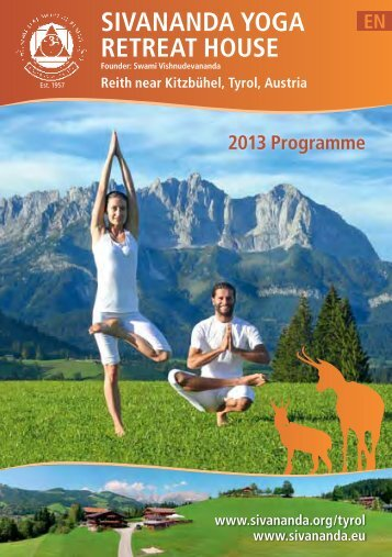 SIVANANDA YOGA RETREAT HOUSE - Sivananda Yoga Firenze