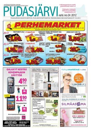 Pudasjarvilehti-24-2.. - Pudasjärvi-lehti ja VKK-Media Oy