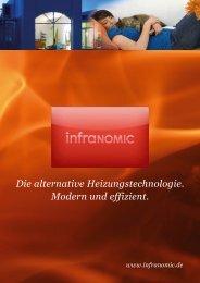 infraNOMIC - WMA Glass