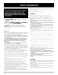 charcoal grill owner's guide guide d'utilisation du barbecue ... - Weber - Page 2