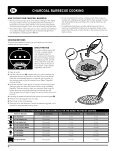 charcoal grill owner's guide guide d'utilisation du barbecue ... - Weber - Page 6