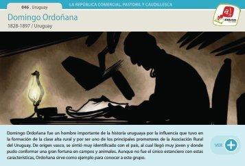 Domingo Ordoñana - Manosanta