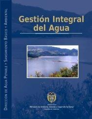 Política Gestión Integral del Agua - Cortolima