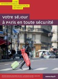 Votre séjour à Paris en toute sécurité - Sciences-Po International