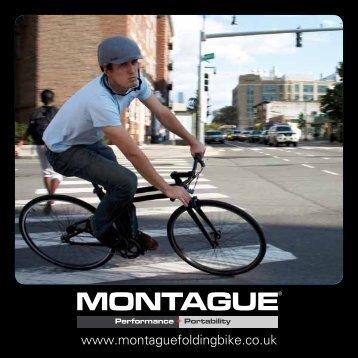 MONTAGUE® - Montague folding bikes