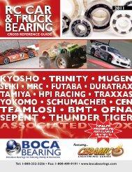 (800) 332-3256 • Fax - Boca Bearing Company