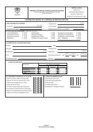 Diagnóstico Empresas de Servicios Públicos ESP - Cortolima