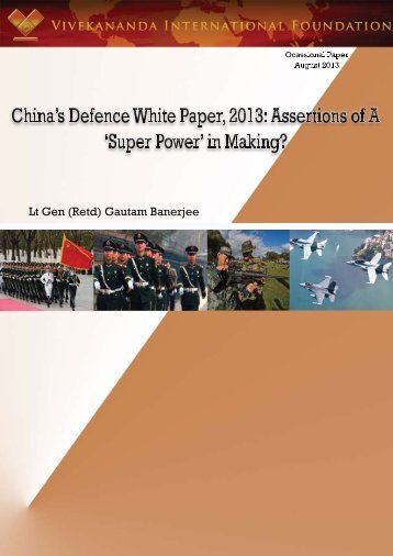 china s defence white paper 2013 Defense of japan 2013  section 3 china section 4 russia  defense of japan (annual white paper) manga-style defense of japan.