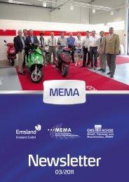 Programmheft 03/2011 - MEMA