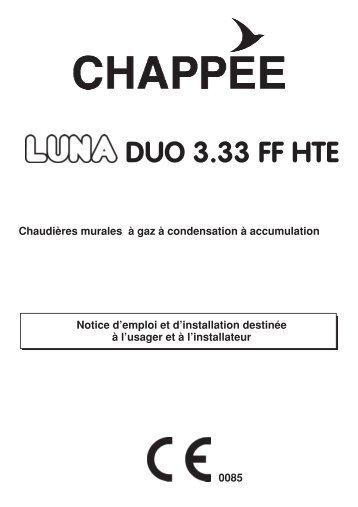 DUO 3.33 FF HTE - klimatika