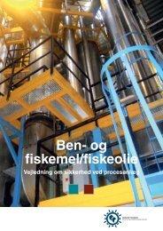 Hent Ben- og fiskemel/fiskeolie - Industriens Branchearbejdsmiljøråd