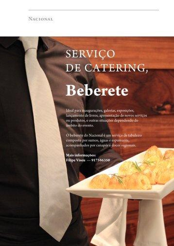 Beberete - Restaurante Nacional