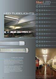 F Ibr – LED TUBELIGHTS - FibreLED