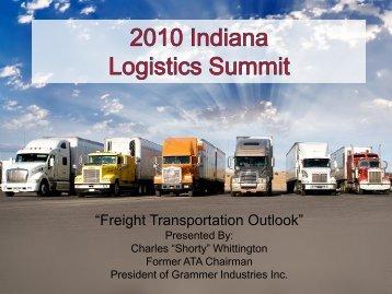 Presentation - Indiana Logistics