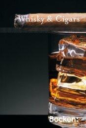 Whisky & Cigars - Bocken
