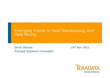 Emerging Trends Ppt