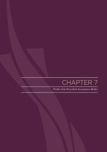 ChapTer 7 - Irish Auditing & Accounting Supervisory Authority
