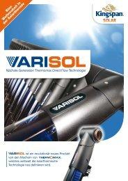 Varisol - Kingspan Renewables
