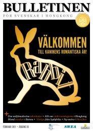 till kaninens romantiska år! - The Swedish Chamber of Commerce in ...